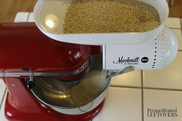 How to Make Quinoa Flour Using a Grain Mill