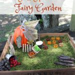 Fall Harvest Fairy Garden