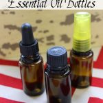 These 10 Recipes for Upcycling Your Essential Oil Bottles include room sprays, breath freshener, and more. Don't throw away those glass bottles, reuse them!
