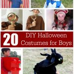 Here are 20 DIY Halloween Costumes for Boys that you can easily make yourself. These costumes are great if you're looking for something fun and creative!