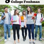 8 Safety Tips for College Freshman