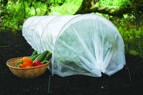 Fleece Garden Cloche