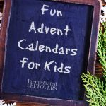 10 Fun Advent Calendars For Kids
