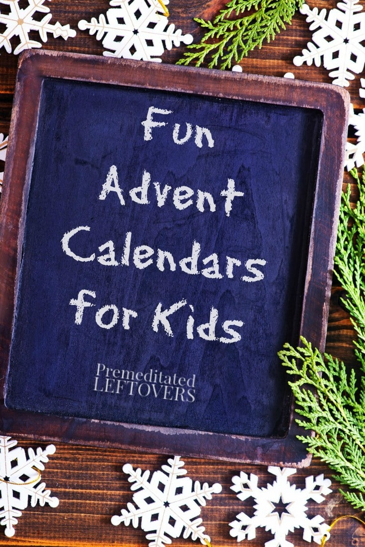 Looking for ways to count down to Christmas with your kids? Here are 10 fun advent calendars that kids will enjoy playing with even after the holidays!