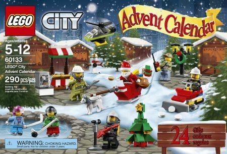 LEGO City Advent Calendars For Kids