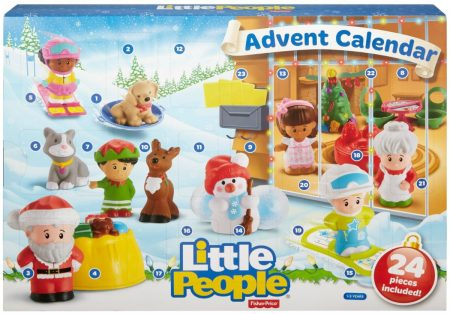 Little People Advent Calendars For Kids
