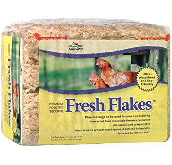 What You Need to Raise Chickens- Coop Bedding