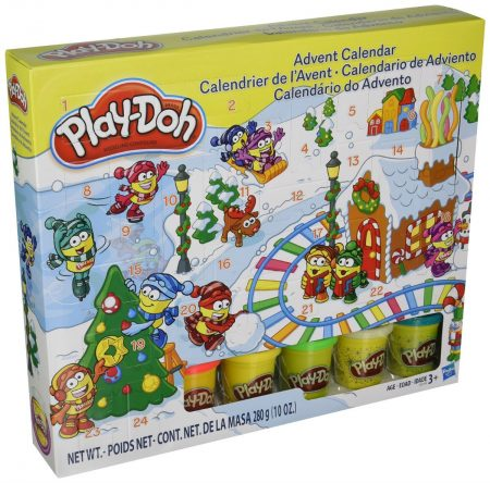 Play-Doh Advent Calendars For Kids