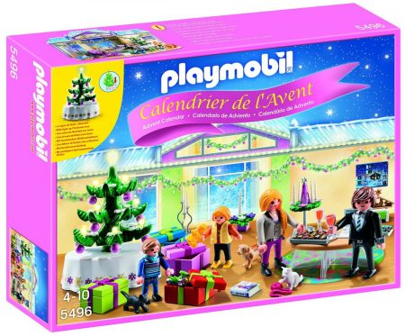 playmobil Advent Calendars with light up tree