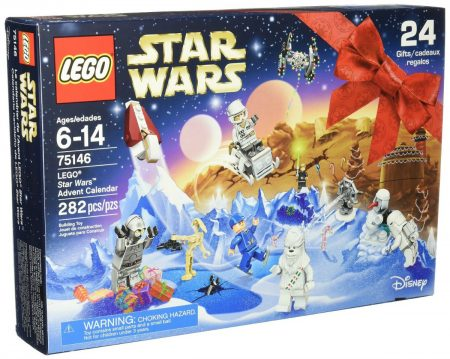 LEGO Star Wars Advent Calendars For Kids