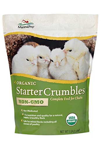 What You Need to Raise Chickens- Chick Starter Crumble