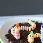 Worms In Dirt Edible Craft