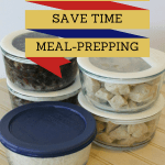 1 Simple Trick to Save Time with Meal-Prepping