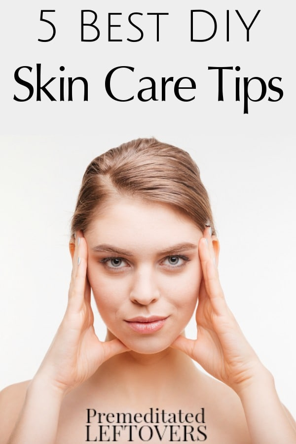 Weather, harsh chemicals, and even day to day use can wreak havoc on your skin. Keep it looking healthy and beautiful with our 5 Best DIY Skin Care Tips.