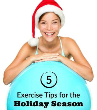 Thanksgiving and Christmas are filled with a lot of delicious food. These 5 Exercise Tips for the Holiday Season will help keep weight gain to a minimum.