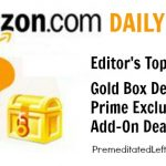 Amazon Daily Deals – 10/28