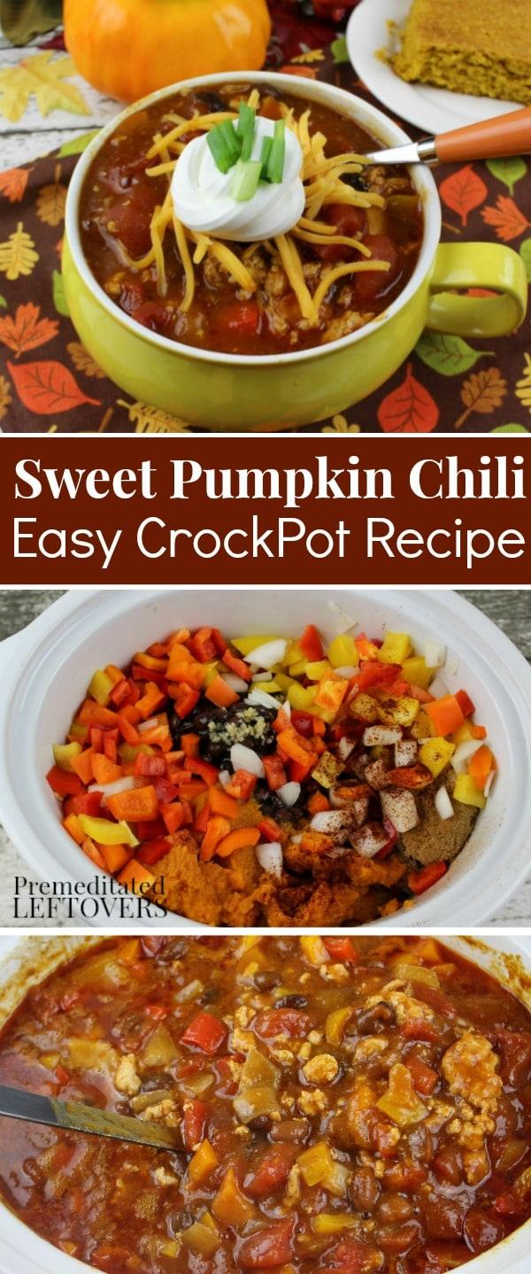 recipe: easy pumpkin chili [17]