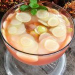 Keep this Fall Spiced Cider Punch recipe on hand for holiday parties. It's loaded with fruit and spices your guests will in enjoy in every sip.