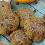 Pumpkin Snickerdoodles Recipe with Cinnamon Chips