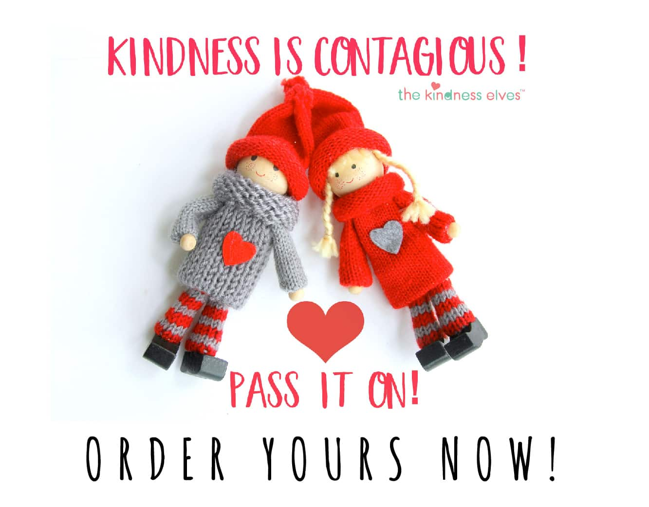 The Kindness Elves - An alternative to Elf on the Shelf
