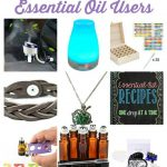 10 Gifts For Essential Oil Users