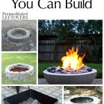 15 DIY Fire Pits You Can Build