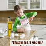 7 Reasons to Let Kids Help with Holiday Baking