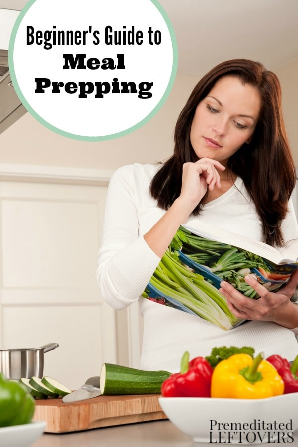Meal prepping saves you time and money on cooking meals each week. To get started, check out the tips and tricks in this Beginner's Guide to Meal Prepping.