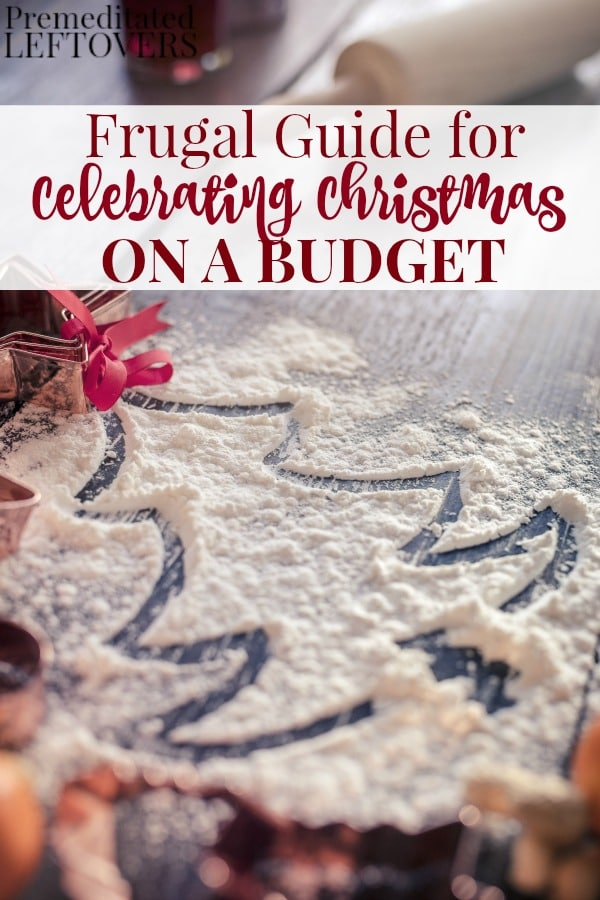 Your Frugal Christmas Celebration Guide to help you save money on Christmas presents, hostess gifts, holiday food, and Christmas decor.