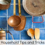 Looking for frugal ways to clean and maintain your home? Check out these clever Household Tips from the Depression Era!