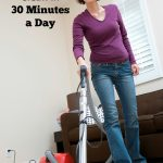 How to Keep Your Home Clean in 30 Minutes a Day