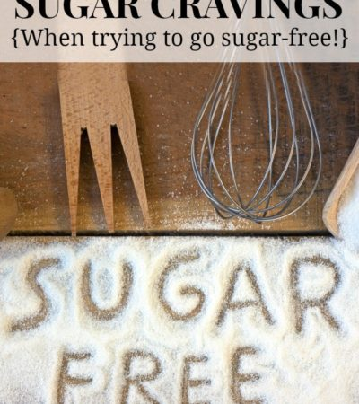 9 ways to stop sugar cravings when trying to go sugar-free