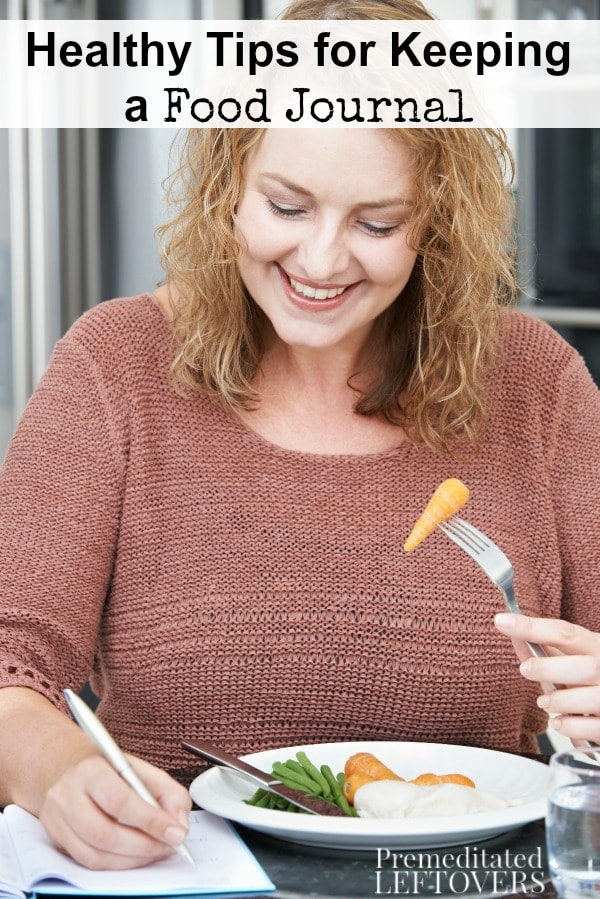 A food journal is a great tool for identifying what and when you're eating. Use these Healthy Tips for Keeping a Food Journal and see how useful it can be.