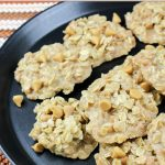 No Bake Oatmeal Butterscotch Cookies