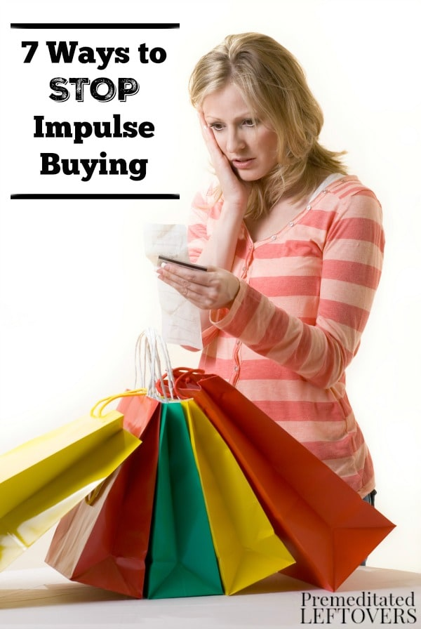 Gain control over your finances by eliminating those tempting impulse buys. Here are 7 Ways to Stop Impulse Buying before it happens again!