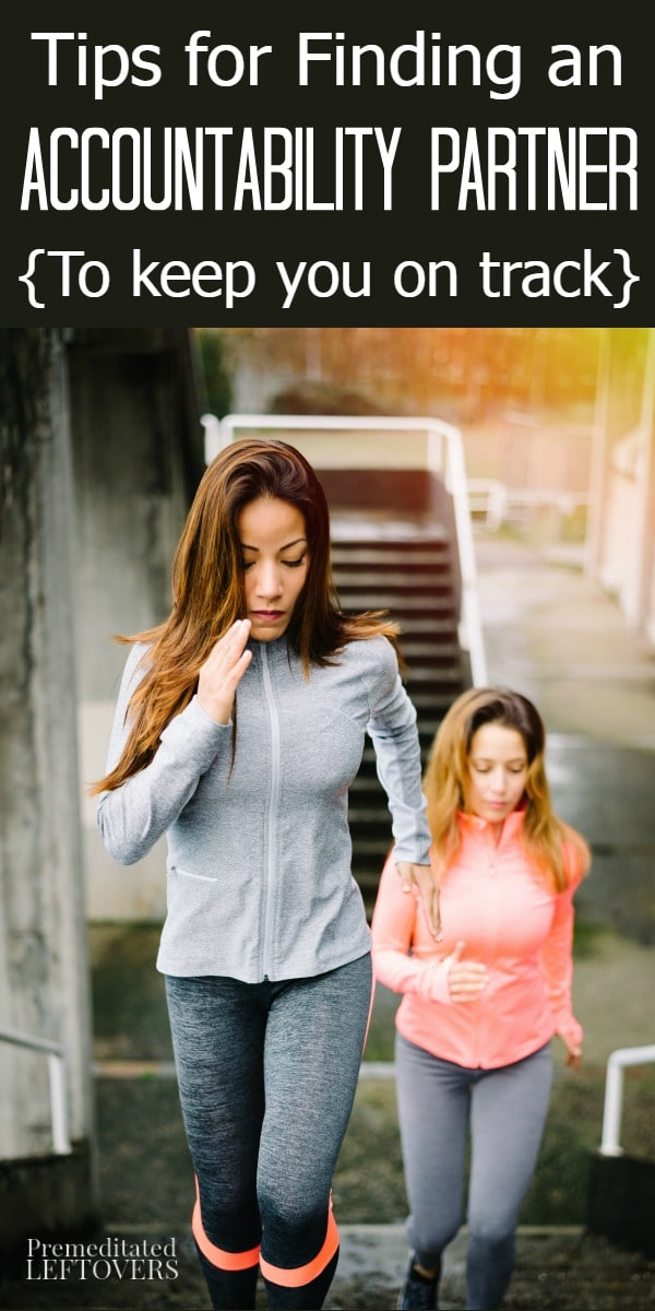 Have you set fitness goals and want to make sure you follow through on your plans? Here are tips for Finding an Accountability Partner or workout buddy to keep you on track and encourage you to meet your goals.