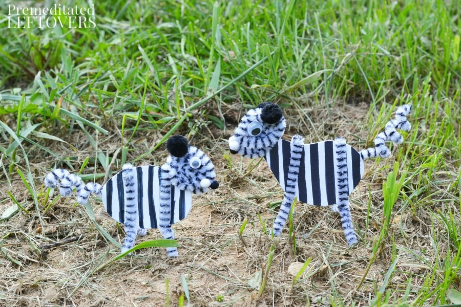 z-is-for-zebra-craft