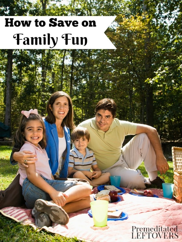 Cut costs on activities with your family by using these tips on How to Save on Family Fun. You can create lasting memories even on a limited budget.