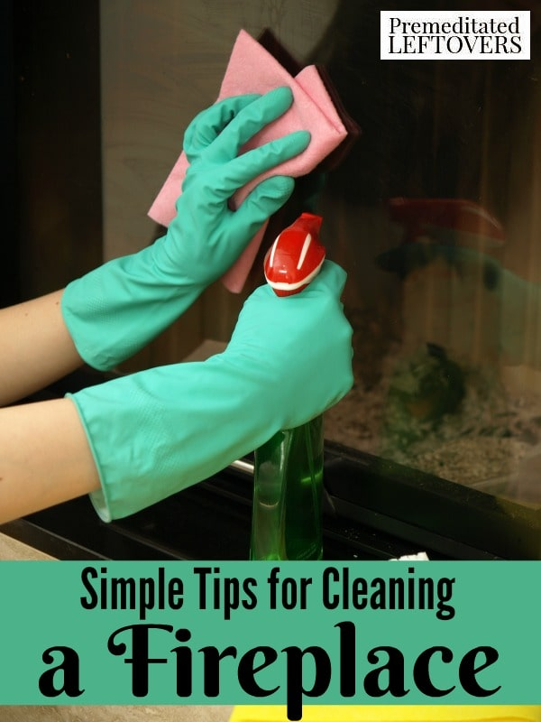 Cleaning your fireplace after it has been used all winter can be messy business. Here are some simple Tips for Cleaning your Fireplace this spring.