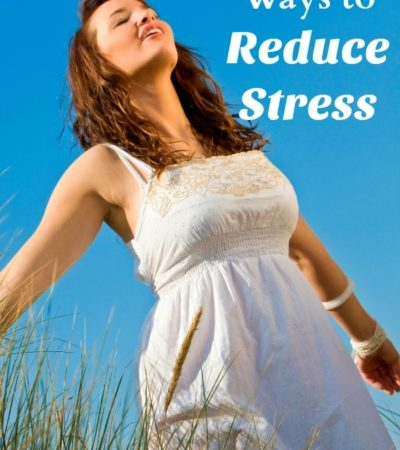 We may not be able to completely remove stress from our lives, but we can choose to minimize it. Not sure how? Give these 10 Ways to Reduce Stress a try!