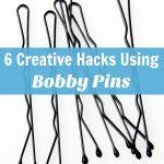 6 Creative Hacks Using Bobby Pins