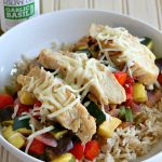 Quick and Easy Ratatouille Chicken Bowls