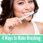 4 Ways to Make Brushing and Flossing Easy on the Go