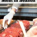 How to Buy Meat in Season