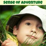Here are 5 Ways to Inspire Kids' Sense of Adventure. They will learn so much by getting out into the real world and exploring, learning, and traveling!