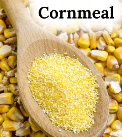 Cornmeal adds a specific flavor and texture to recipes and has many uses outside of the kitchen as well. Learn more with these 5 Uses for Cornmeal.