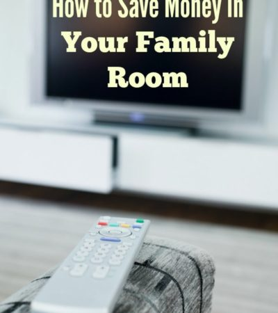 Between entertainment costs and utilities, your family room affects your budget. Keep costs low with these tips on How to Save Money in Your Family Room.