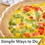 Simple Ways to Do Meatless Mondays