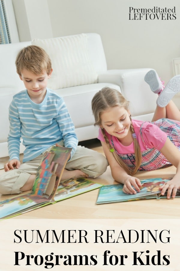 Help your children gain reading skills over summer break, with these fun Summer reading programs for Kids that will engage and reward your children.