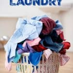 Saving money on your laundry can be done easily once you know a few different ways to do so. These Ways to Save Money on Laundry are a great place to start.